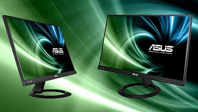 Test monitora Asus VX229H - stylowy IPS w niskiej cenie