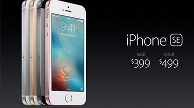 iPhone SE. Zaprezentowano tańszą wersję kultowego smartfona Apple
