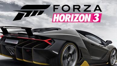 Forza Horizon 3 - Recenzja gry