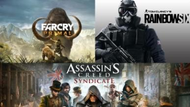 Oferta tygodnia sklepu Xbox: Assassin\'s Creed, Far Cry, Rainbow Six