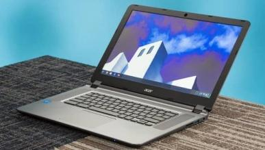 Nowy Chromebook 15 od Acera: super-niska cena ale okupiona pewnymi kompromisami