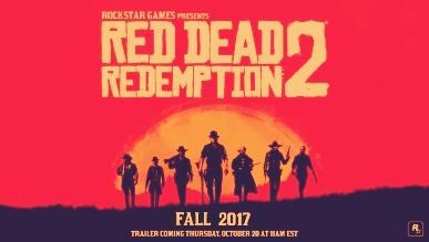 Rockstar przedstawia Red Dead Redemption 2 na pierwszym trailerze!