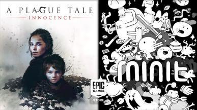 A Plague Tale: Innocence i Minit za darmo w Epic Games Store