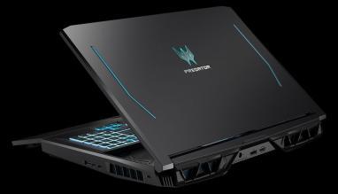 Acer Predator Helios 700 - gamingowy laptop z wysuwaną klawiaturą