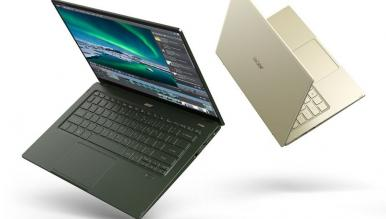 Acer zapowiada Swift 5. Laptop z procesorem Intel Tiger Lake z iGPU Xe