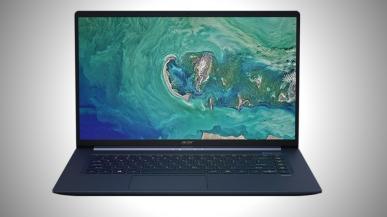 Acer zaprezentował najlżejszy 15-calowy laptop na świecie - Swift 5