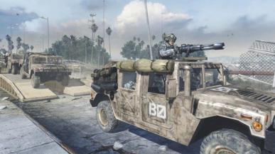 Activision wygrywa proces o umieszczenie pojazdów Humvee w Call of Duty
