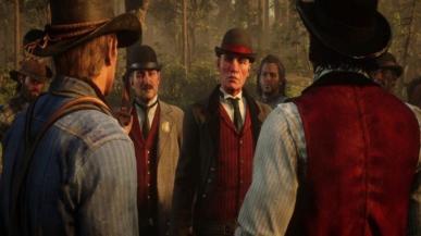 Agencja Pinkertona oskarża Red Dead Redemption 2 o wykorzystanie wizerunku