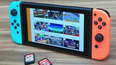 Aktualizacja Nintendo Switch wprowadza mnóstwo nowości do systemu