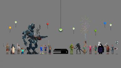 Amatorskie dzieła niezależne dostępne w sklepie Xbox One