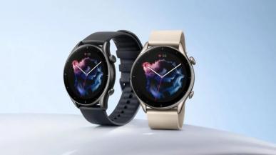 Amazfit GTR 3 Pro, GTR 3 i GTS 3 - zegarki z długim czasem pracy dla aktywnych