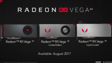 AMD: dostępność i ceny kart RX Vega nie będą warunkowane przez kopaczy