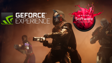 AMD, Nvidia wydają sterowniki do Destiny 2. Bungie ujawnia listę problemów