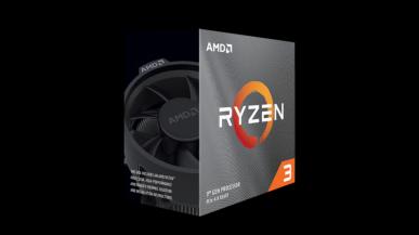 AMD prezentuje procesory Ryzen 3 3100 i 3300X oraz chipset B550