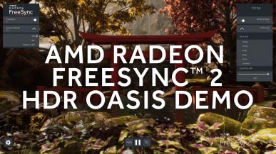 AMD przygotowało nowe demo technologiczne Radeon FreeSync 2 HDR