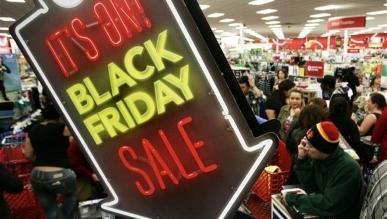 Amerykanie wydali w Black Friday rekordowe sumy nie ruszając się z domu
