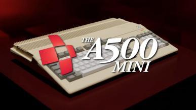 Amiga 500 Mini oficjalnie. Znamy cenę, datę premiery i startowe gry