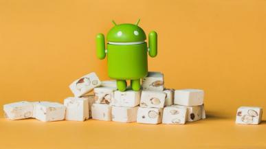 Android 7.0 Nougat jest obecnie najpopularniejszą wersją systemu Google
