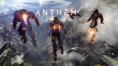 Anthem, nowa gra BioWare, z fabułą w stylu Star Wars i Marvela?