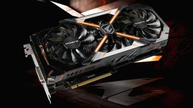 Aorus GeForce GTX 1080 11 Gbps. Test GTX1080 z szybszą pamięcią GDDR5X
