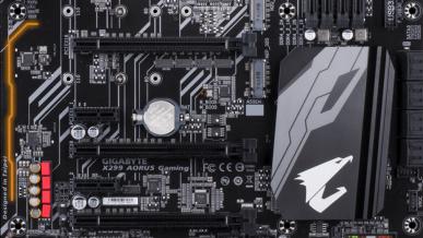 Aorus X299 Gaming - pierwsza na świecie płyta dedykowana Kaby Lake-X
