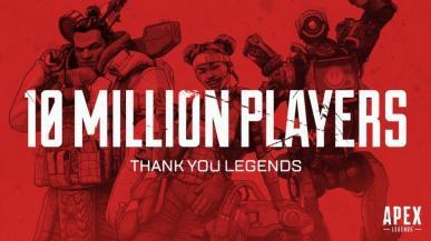 Apex Legends będzie pogromcą Fortnite? 10 mln graczy w 72 godziny