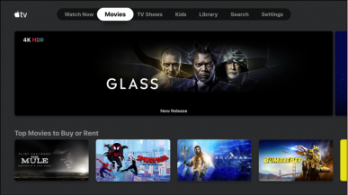 Apple dodaje do Apple TV+ starsze hity, aby konkurować z Netflix i Disney+