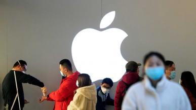 Apple ponownie otworzyło wszystkie swoje 42 sklepy w Chinach