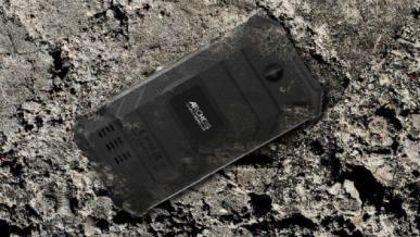ARCHOS Saphir 50X. Smartfon stworzony  do ciężkiej pracy