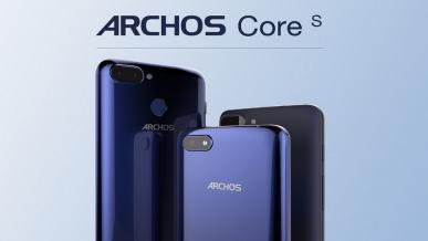 ARCHOS zaprezentował trzy nowe modele tanich smartfonów