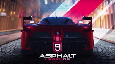 Asphalt - wszystkie odsłony serii pobrano MILIARD razy. W drodze wersja na konsole Xbox