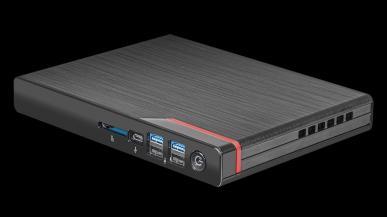 ASRock MARS 4000U - mini PC z APU Ryzen 4000U Renoir w bardzo kompaktowej formie