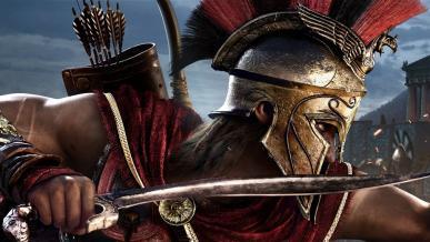 Assassin`s Creed Odyssey - wyciekła mapa gry oraz lista umiejętności