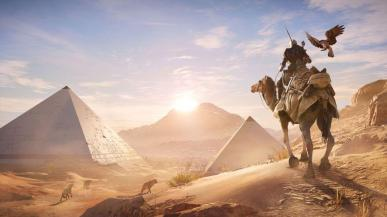 Assassin's Creed: Origins - Denuvo wciąż negatywnie wpływa na gry