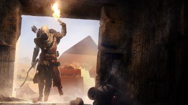 Assassin's Creed Origins ma kilka grywalnych postaci; wrócą elementy online
