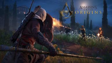 Assassin\\\'s Creed Origins sprzedawany dwukrotnie częściej niż Syndicate