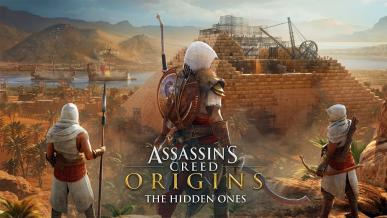 Assassin's Creed Origins: The Hidden Ones - recenzja dodatku DLC
