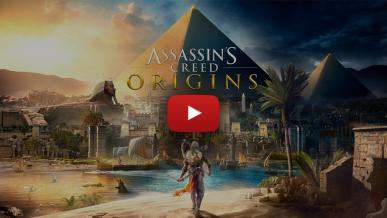 Assassin\'s Creed: Origins - wideorecenzja