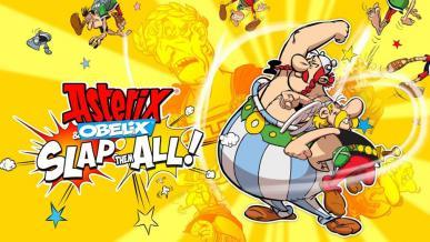 """Asterix & Obelix: Slap them All - gra """"jak za starych, dobrych lat"""". Premiera w listopadzie"""
