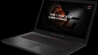 Asus ROG STRIX GL702ZC - pierwszy laptop dla graczy z Ryzenem na pokładzie