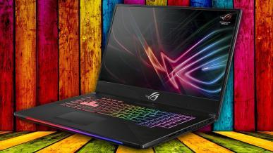 ASUS ROG Strix II (GL704G) - test laptopa z GeForce RTX 2060 na pokładzie