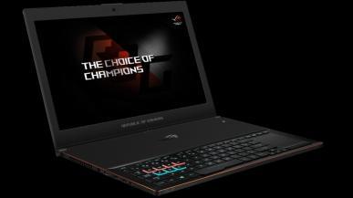Asus ROG Zephyrus GX501 to najcieńszy na świecie laptop z GTX 1080