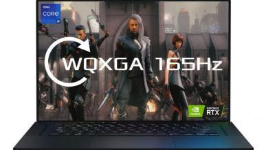 ASUS wprowadzi gamingowe laptopy ROG Zephyrus z 16-calowym ekranem 16:10 i procesorem Tiger Lake-H