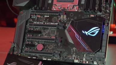 Asus X399 ROG Zenith Extreme - unboxing flagowej płyty głównej X399