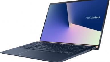 Asus zaprezentował nowe ZenBooki z rekordowym stosunkiem ekranu do obudowy