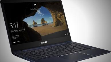 Asus ZenBook 13 UX331 - najcieńszy laptop z dedykowaną kartą graficzną