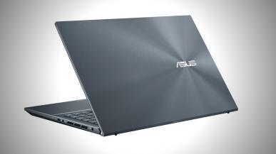 ASUS ZenBook 15 OLED - laptop z procesorem AMD Ryzen i kartą graficzną NVIDIA GeForce RTX 3050 Ti