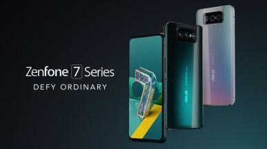 Asus Zenfone 7 i 7 Pro oficjalnie zaprezentowane. Topowa specyfikacja, obrotowy aparat i 90 Hz OLED