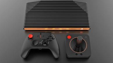 Ataribox zmienia nazwę, twórcy prezentują konsolę i kontrolery