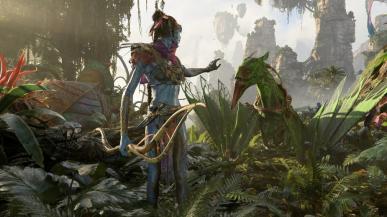 Avatar: Frontiers of Pandora - pierwszy zwiastun gry Ubisoftu na podstawie filmu Jamesa Camerona